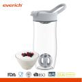 Everich 24oz BPA-free Tritan plastic mineral shaker bottle
