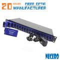 Conversor ethernet de fibra óptica monomodo 10/100 / 1000M