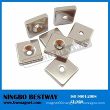 N40 High Performance Neodymium Magnet