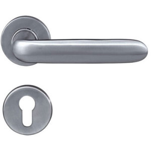 Bright Solid Door Handle