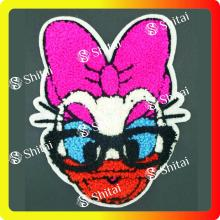 Factory Price for China Chenille Patches,Custom Chenille Patches,Patches For Jackets Manufacturer and Supplier Beautiful minne Chenille patches export to United States Exporter