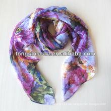 2013 neueste Polyester Damenmode Schal