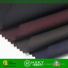 Tela de nylon de tecelagem do Spandex da sarja para o uso exterior do vestuário