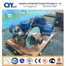 Hochwertige horizontale kryogene Flüssigkeitsübertragungs-Sauerstoff-Stickstoff-Argon-Kühlmittel-Öl-Kreiselpumpe