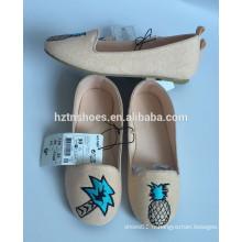 2016 chaussures de chaussures de ballerine pour enfants