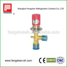 Serie PTV válvulas de expansión de presión constante bypass de gas caliente