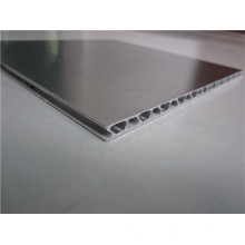 Panneaux en sandwich en carton ondulé en aluminium