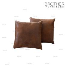Cojín decorativo del respaldo del sofá de la almohada del amortiguador de la sala de estar de las almohadas del respaldo de la almohada