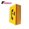 Wasserdichtes Haus Telefon Wasserdichte Box Knb3 Wandhalterung Kntech