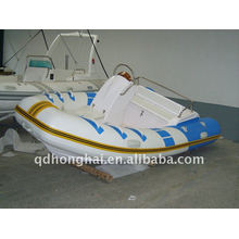 Надувная лодка RIB 420C