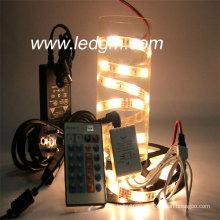 Dimmbare flexible SMD5050-Streifen 72W 300PCS LEDs IP67 Siliziumbeschichtung