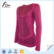 Wholesale Thermal Shirts Women Performance Wear