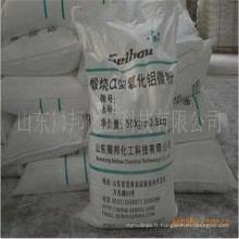 Alumine 3000 mesh pour meulage et polissage