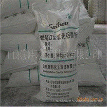 Alumina de malha 3000 para moagem e polimento
