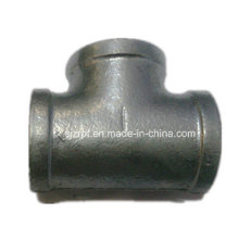 "1"" Equal Banded Galvanized Tee Malleable Iron Pipe Fittings"