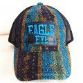 Sombrero del deporte de la manera del OEM Casquillo bordado alta calidad del casquillo Gorra de béisbol