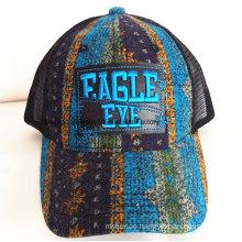 Fashion Embroidery Sandwich Cotton Twill Sport Golf Cap