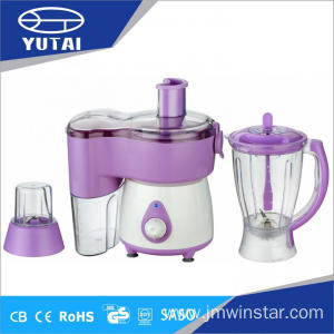 Food Processor 3 in 1 function