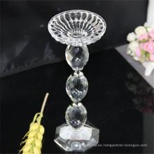 Vende bien el nuevo regalo de boda que se casa los soportes cristalinos de la vela