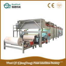 Линия для производства меламиновой бумаги / Линия по производству крафт-бумаги / Меламиновая бумага