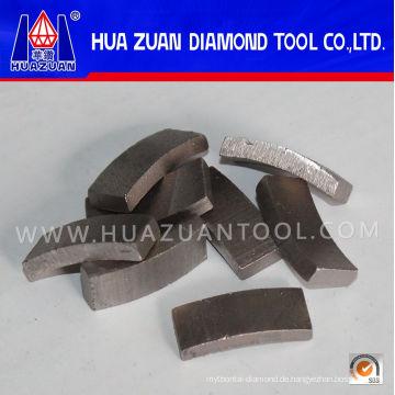 Hohe Effizienz-Dimond-Bohrer-Segmente für Beton-Ausschnitt verstärken
