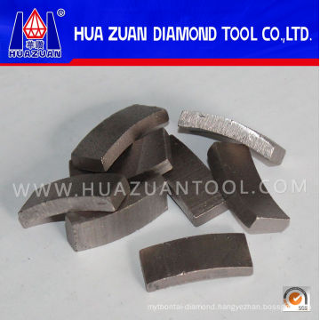 High Effciency Dimond Drill Bit Segments for Reinforce Concrete Cutting
