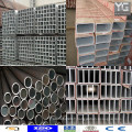 Tubes / tube sans soudure extrudés en aluminium 2024 T6