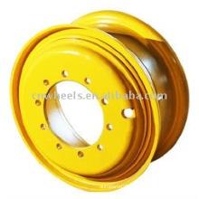 3 pcs and 5 pcs 25 inch OTR wheels 25-22.00/3.0