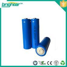 1.5V 2900mah AA taille Li / FeS2 batterie lithium nouveaux produits sur le marché de la Chine