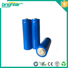 1.5V 2900mah AA size Li Fe battery lithium battery solar cells for sale