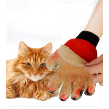 Cepillo de baño para mascotas Pet Cat Gloves Hair Comb