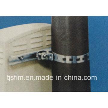 Tibox New Wa 080 Ferragens de fixação de correios verticais (gabinete de montagem em parede)