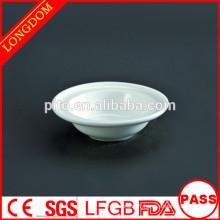 Petit plat de sauce à base de céramique / porcelaine de nouvelle conception