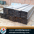 10 * 10mm Carbon Weld Square Steel Pipe For