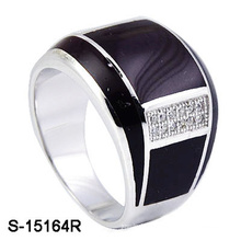 New Design Factory en gros 925 bague en argent sterling