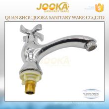 Fashionable water saving wash basin faucet curved