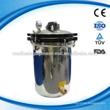 ¡Esterilizador portable de alta presión MSLPS03-M, 18L, 24L, 30L disponible!