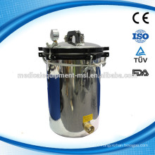 High pressure portable sterilizer MSLPS03-M, 18L, 24L, 30L available!