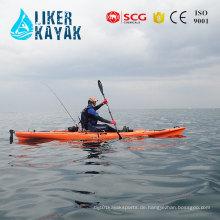 Professionelle Rotationsformen Kajakform, PE Kayak Lieferanten