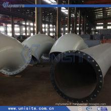 Coude en fonte d'acier de grande taille (USD-3-005)