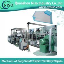 Stabile effektive Underpad-Maschine Fabrik mit CE (CD150-FC)