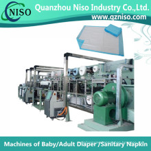 Stable Effective Underpad Machine Factory with CE (CD150-FC)