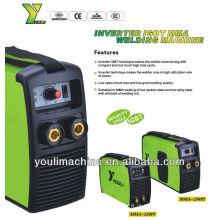 Inversor IGBT mma soldador PCB máquina de solda MMA 250PI