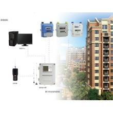 Wireless (tipo de lectura directa, tipo de impulso) Sistema de medición de gas de transmisión remota