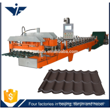 Glazed Color Roof Tile Forming Machine