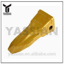 China Lieferant Zahnpunkt für Eimer von Bagger Eimer Zähne 7T3402RC zu verkaufen