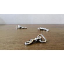 15mm Metal Small Dog Hook for Bracelet Small Bag Crossbody bag & Dog Leash