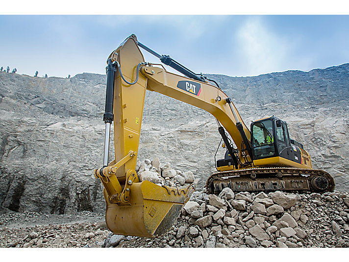 cat 336D2 L Large Hydraulic Excavator
