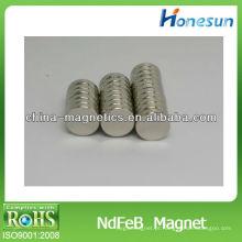 N42 D8 * ímãs de neodímio de 2mm a granel vendas