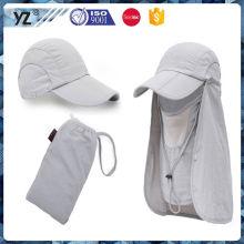 Promotion chaude originalité pêche camping chapeau extérieur expédition rapide